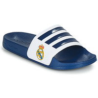 Shoes Sliders adidas Performance ADILETTE SHOWER Blue / White