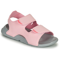 Shoes Girl Sandals adidas Performance SWIM SANDAL C Pink