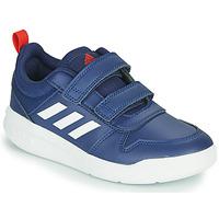 Shoes Children Low top trainers adidas Performance TENSAUR C Blue / Dark