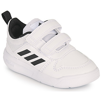Shoes Children Low top trainers adidas Performance TENSAUR I White