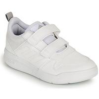 Shoes Children Low top trainers adidas Performance TENSAUR C White