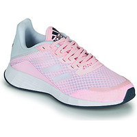 Shoes Girl Low top trainers adidas Performance DURAMO SL K Pink