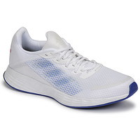 Shoes Men Running shoes adidas Performance DURAMO SL White / Blue