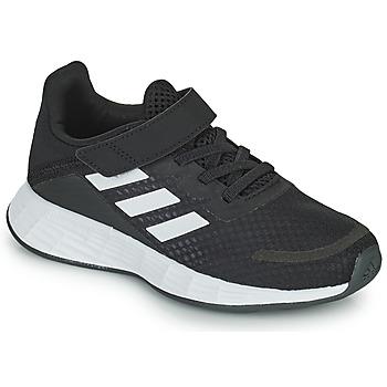 Shoes Children Low top trainers adidas Performance DURAMO SL C Black / White