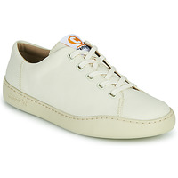 Shoes Men Low top trainers Camper PEU TOURING White