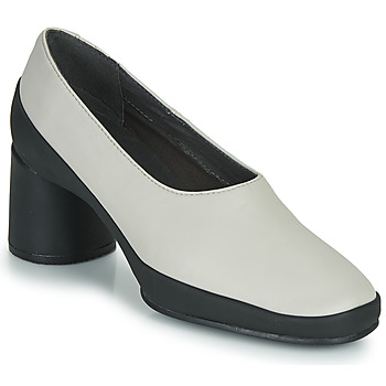 Shoes Women Court shoes Camper UPRIGHT Beige / Black