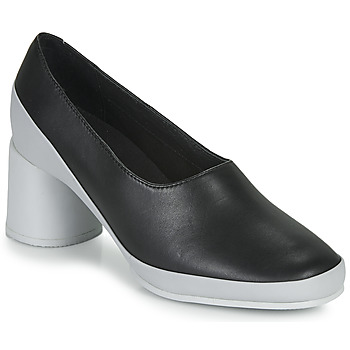 Shoes Women Court shoes Camper UPRIGHT Black / White
