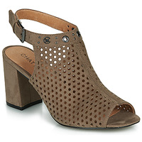 Shoes Women Sandals Chattawak DEBORAH Taupe