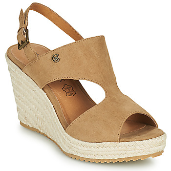 Shoes Women Sandals Chattawak JACINTHE Beige
