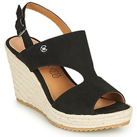 Shoes Women Sandals Chattawak JACINTHE Black
