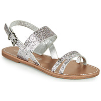 Shoes Women Sandals Chattawak MONIA Silver