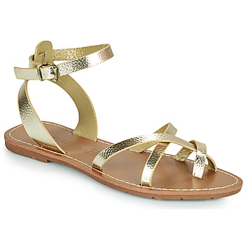 Shoes Women Sandals Chattawak PERLA Gold