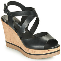 Shoes Women Sandals Chattawak HELOISA Black