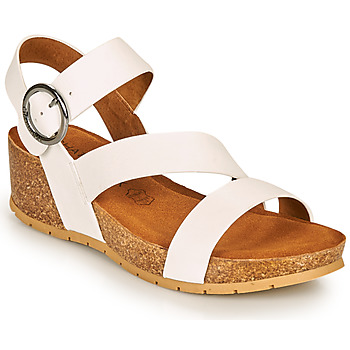 Shoes Women Sandals Chattawak LILOU White