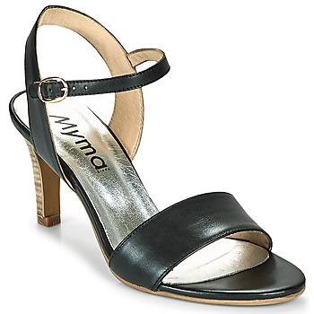 Shoes Women Sandals Myma POLIDOME Black