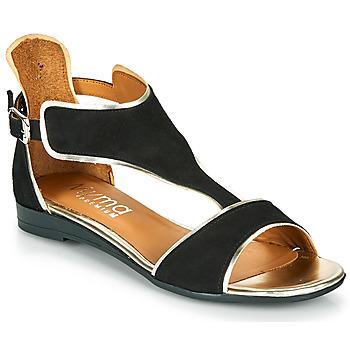 Shoes Women Sandals Myma POLIBO Black