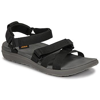 Shoes Women Sandals Teva SANBORN MIA Black