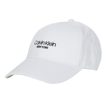 Clothes accessories Women Caps Calvin Klein Jeans BB CAP White