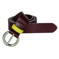 Clothes accessories Women Belts Levi's LARKSPUR Camel