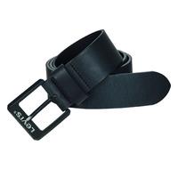 Clothes accessories Men Belts Levi's CONTRAST LEVIS Black