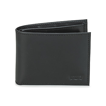 Bags Wallets Levi's CASUAL CLASSICS HUNTER COIN BIFOLD Black