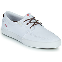 Shoes Men Low top trainers Globe ATTIC White