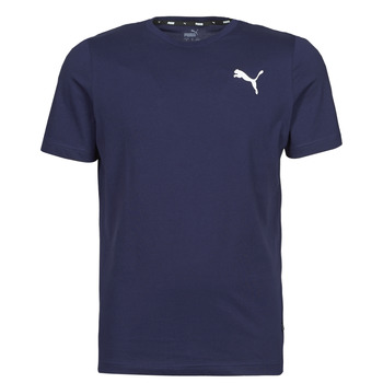 material Men short-sleeved t-shirts Puma ESS TEE Marine