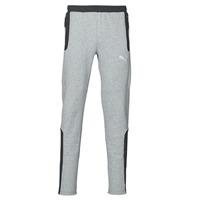 material Men Tracksuit bottoms Puma Evostripe Pant Grey / Black