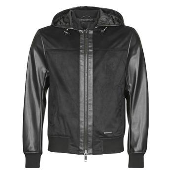 material Men Blouses Armani Exchange 3KZB03-ZE1AZ Black