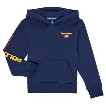 material Boy sweaters Polo Ralph Lauren AMELIA Marine