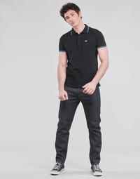 material Men straight jeans Diesel D-FINNING Blue / Raw