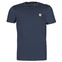 material Men short-sleeved t-shirts Diesel A00356-0AAXJ-81E Marine