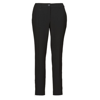 material Women 5-pocket trousers Guess ZOE PANTS Black
