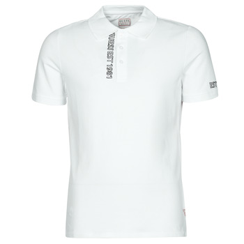 material Men short-sleeved polo shirts Guess LYLE SS POLO White
