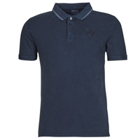 material Men short-sleeved polo shirts Guess CEDRIC SS POLO Marine