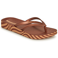 Shoes Women Flip flops Ipanema IPANEMA BOSSA SOFT V FEM Brown