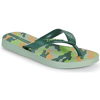 Shoes Children Flip flops Ipanema IPANEMA CLASSIC IX KIDS Green