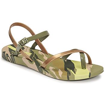 Shoes Women Sandals Ipanema IPANEMA FASHION SAND. IX FEM Green
