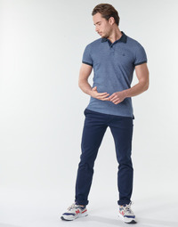 material Men chinos Benetton 4EG355ID8-016 Marine