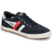 Shoes Men Low top trainers Gola BADMINTON Marine / White / Red