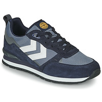 Shoes Men Low top trainers Hummel THOR Black