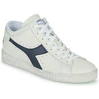 Shoes High top trainers Diadora GAME L WAXED ROW CUT White