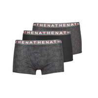 Underwear Men Boxer shorts Athena EASY STYLE X3 Black / Grey / Grey