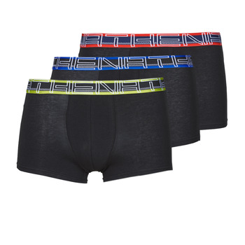 Underwear Men Boxer shorts Athena FULL STRETCH X3 Black