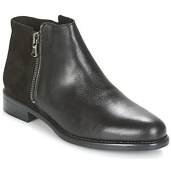Shoes Women Mid boots Betty London FIANI Black