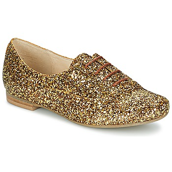 Shoes Women Brogue shoes Betty London CLAPCLAP Gold