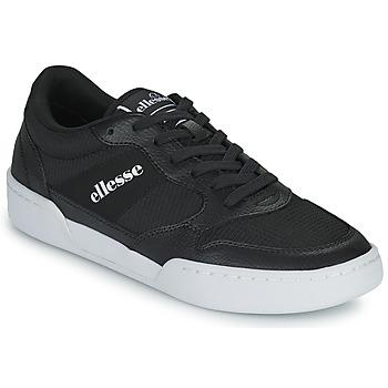 Shoes Men Low top trainers Ellesse USTICA Black