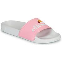 Shoes Women Sliders Ellesse FILIPPO White / Pink