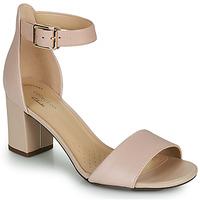 Shoes Women Court shoes Clarks DEVA MAE Pink