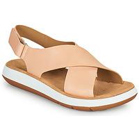 Shoes Women Sandals Clarks JEMSA CROSS Nude